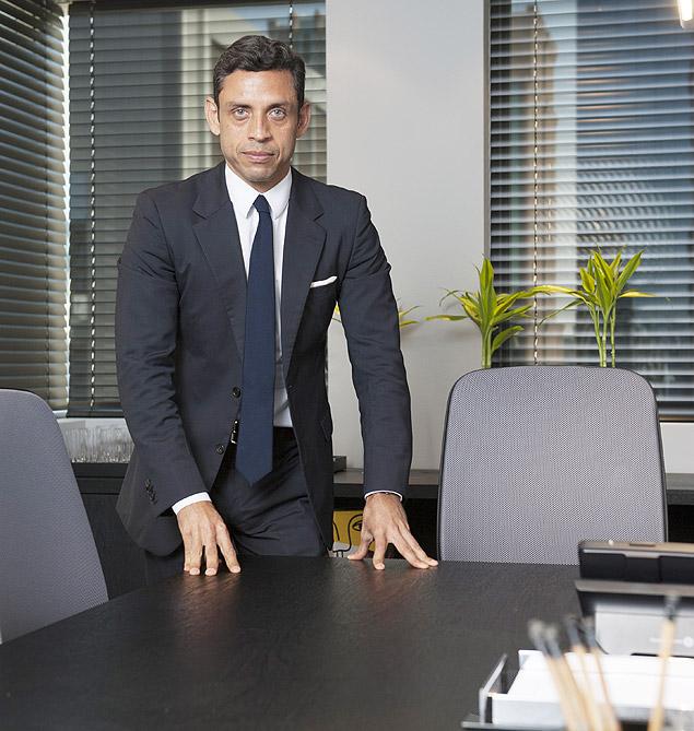 Marcos Motta, empresário carioca que ajudará na criação da regulamentação da Fifa sobre participação de terceiros em transferências