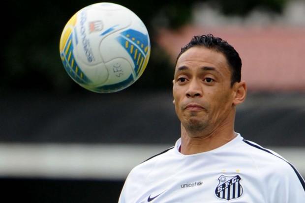 Ricardo Oliveira substituirá na seleção o contundido Roberto Firmino ( Ivan Storti - 23.mai.2015/SantosFC)