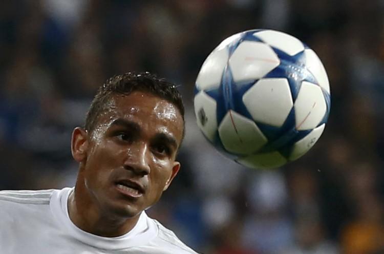 Danilo no jogo do Real Madrid diante do Malmö, da Suécia, pela Champions League (Juan Medina - 8.dez.2015/Reuters)