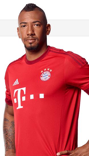Boateng é titular do Bayern de Munique e da seleção da Alemanha (Reprodução/Site do FC Bayern)