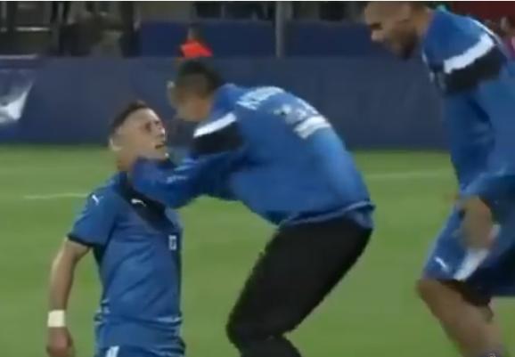 Kosovo 2 x 0 Ilhas Faroë (Reprodução YouTube)