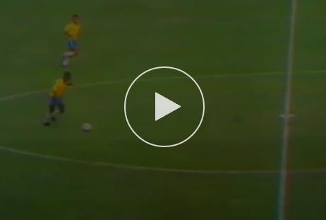 O quase gol de Pelé em Guadalajara, em 1970 (Reprodução/YouTube)