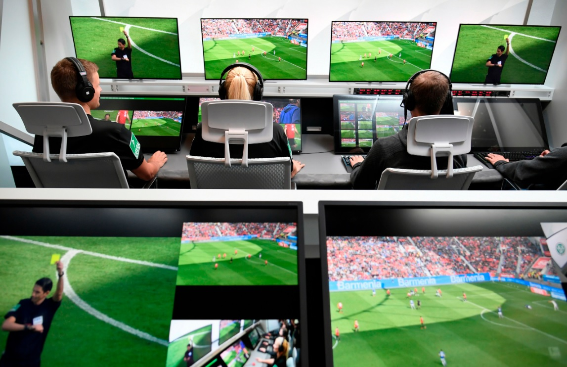 VAR in Brazil costs more than double than in Spain